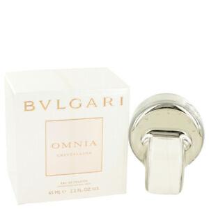 omnia crystalline profumo donna descrizione aroma
