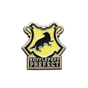 Harry Potter Hufflepuff Prefect Lapel Pin Badge/Brooch Hogwarts Cosplay Gift