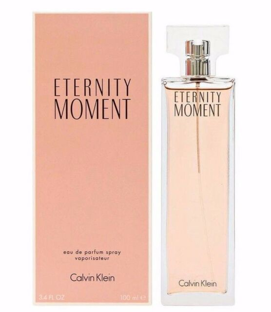 Calvin Klein Eternity Moment Fragrance for Women 100ml EDP Spray