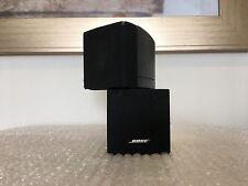 Altavoces de doble cubo Bose