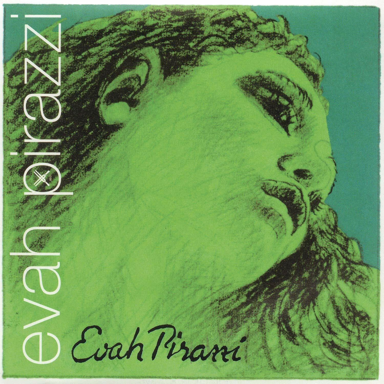Pirastro Evah Pirazzi 1 2-3 4 Violin String Set Steel Ball-End E Medium Gauge