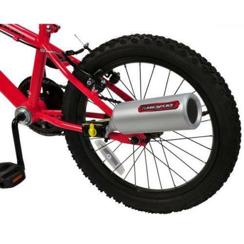 Turbospoke Kids Waterproof 14- 24 Bike Bicycle Exhaust System Plastic Pipe