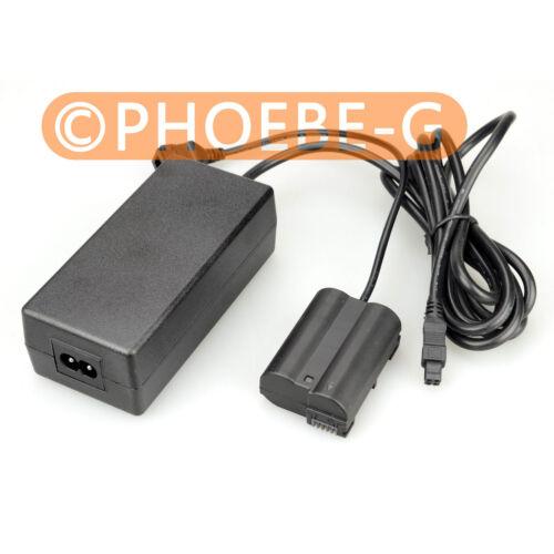 D800 Eh-5 // eh-5a // eh-5b D7000 D600 D7100 Ep-5b Ac Power Adapter Kit Para Nikon V1
