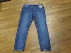 29 Crop Brand al Lolita 191671306765 8 Jeans Lucky o blu Lavaggio medio 99 Nwt dettaglio taglia per qnOUtSxCw5