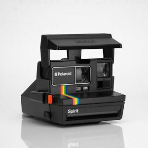 Polaroid-Spirit-600-Camera