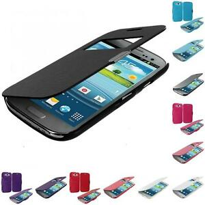 Wallet-Magnetic-Case-Color-Hard-Folio-Pouch-Cover-for-Samsung-Galaxy-S3-S-III