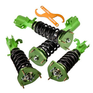 Tuning Coilovers For Toyota Corolla 88-99 E90 E100 E110 AE111 Adj Height Kits
