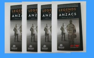 4-SETS-2017-Legends-of-the-ANZACS-Medals-of-Honour-14-Coin-Collections