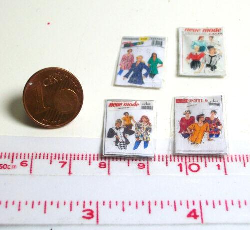 3602# miniatura motivi di sezione confezioni-casa delle bambole-bambole Tube-M 1zu12