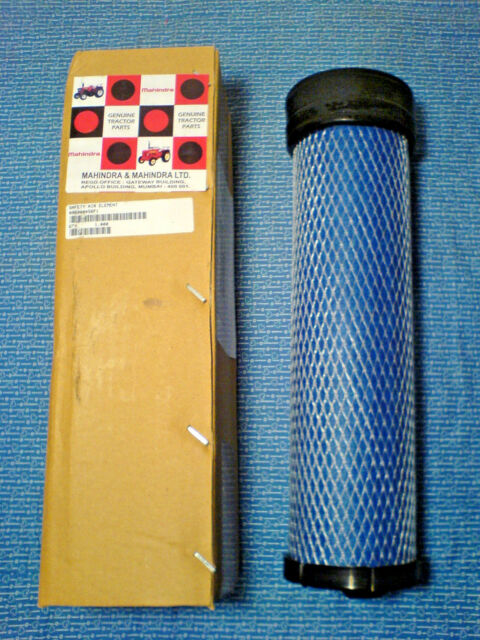 Mahindra 006000456F1 Inner Air Filter For Tractor