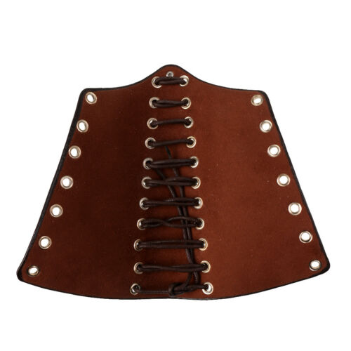Leather Archery Arm Guard Bracer for Traditonal Bow Longbow Recurve Bow BN