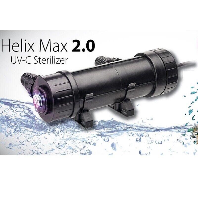 Aqua MEDIC Helix MAX 2.0 UVC Sterilizer 9 WATT UV entkeimer acquari fino a 500 L