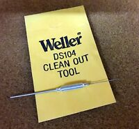 Weller Ds104 Clean-out Tool For The Ds100 Desoldering Station