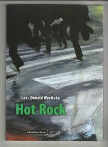 Hot Rock Softcover Comic von Lax / Donald Westlake in Topzustand !!!