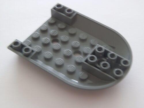 Lego 11295# 1x Flugzeug Rumpf 6x8 in grau neu dunkelgrau 75154
