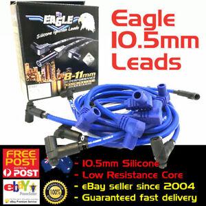 EAGLE-10-5mm-Ignition-Spark-Plug-Leads-Fits-Holden-V8-308-Around-Valve-Cover