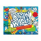 Draw What? a Doodling Drawing and Colouring Pad by Hinkler Books (Paperback, 2013)