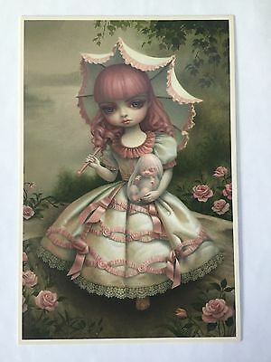 Mark Ryden Virgin and Child Oversized Postcard The Gay 90's 1st Printing Print