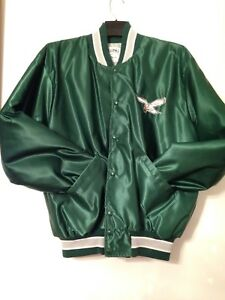 be019ea8489 Image is loading Philadelphia-Eagles-Vintage-Retro-Delong-Jacket -New-Without-