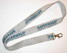 BAYERWALD Fenster + Haustüren Schlüsselband Lanyard NEU (T204)