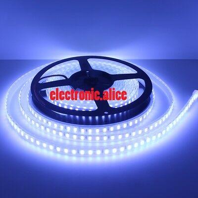 5M 600LED 5630 LED Flexible Strip Warm white Super Bright IP67 waterproof DC12V