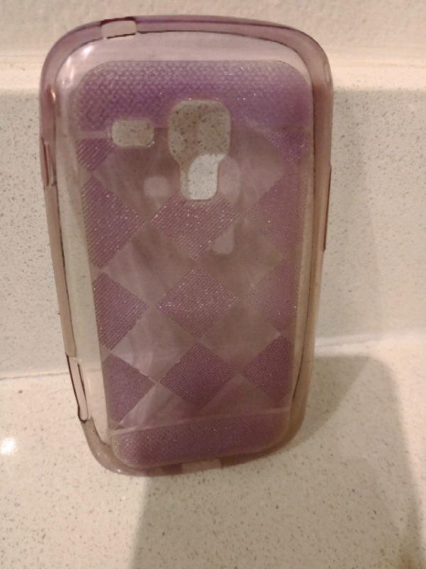 Cover for a smartphone. Samsung mini