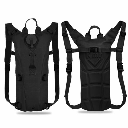 NEW 3L Water Bladder Bag Hydration Backpack Pack Hiking Camping Cycling Marathon