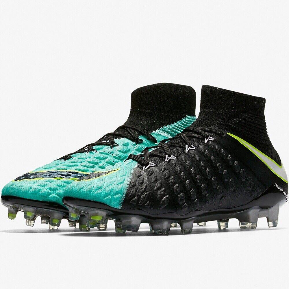 Nike Hypervenom Fantasma FG botas de fútbol 3 Elite calcetín Talla 6.5 40.5 para Mujer