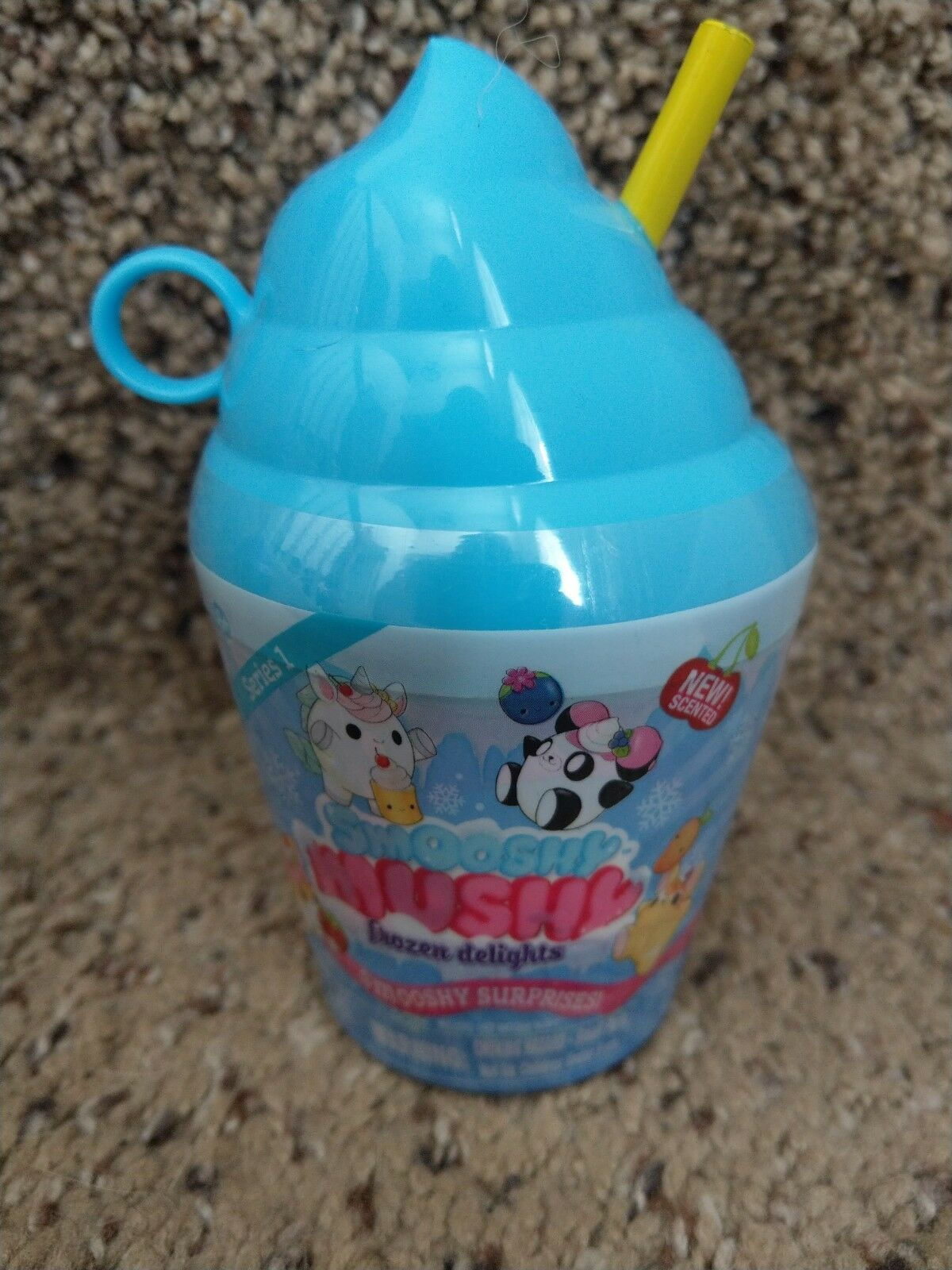 Smooshy Mushy Frozen Delights Series 1 Collectables Unopened Surprise Characters