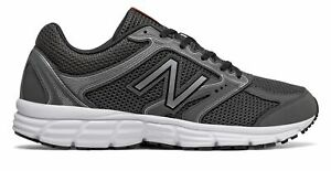 New Balance Men's 460v2 Shoes Grey with Silver & Black