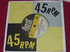 """Elvis Costello: High Fidelity  7""""   (Yellow sleeve)   EX+"""