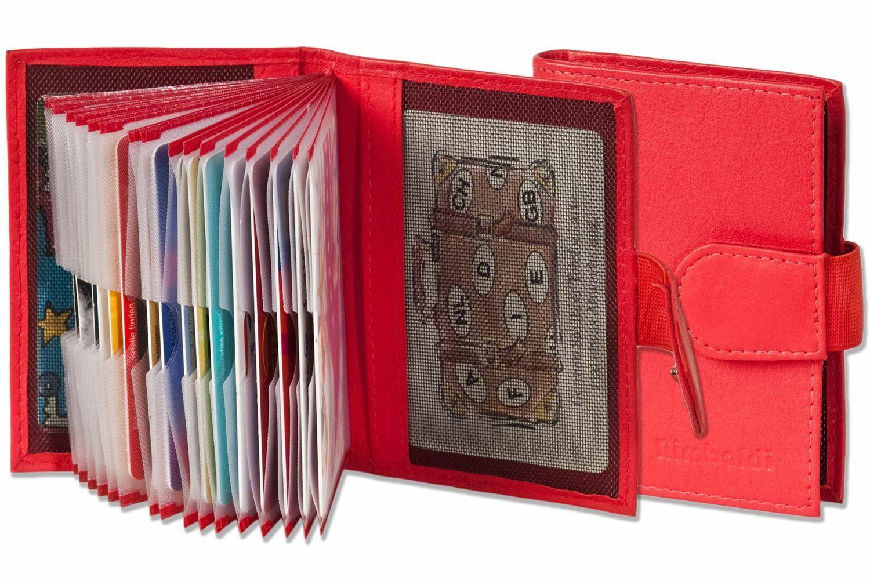 + Rimbaldi® XXL-Kreditkartenetui mit dem Protecto® RFID-Blocker Schutz