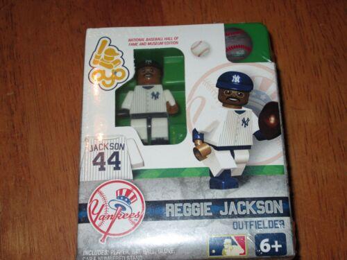 MLB Oyo Reggie Jackson scellé dans Pack Hof