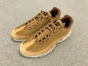 Details about New Nike Air Max 95 SE AJ2018 700 Wheat Pack Mens Size 9.5