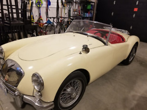 1961 MGA For Sale