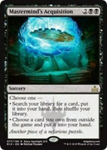 Mastermind-039-s-Acquisition-x1-Magic-the-Gathering-1x-Rivals-of-Ixalan-mtg-card