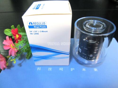 "1PC KA1435MP3 35mm HD industrial lens 3//4/"" F1.4-C Replace computar M3514-MP #SS"