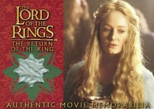 Lord-of-the-Rings-Return-of-King-Eowyn-039-s-Golden-Hall-Party-Dress-Costume-Card