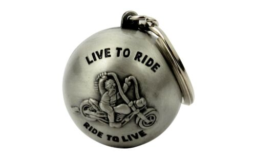CLOCHE PORTE BONHEUR GUARDIAN BELL RYDER BALLS LIVE TO RIDE RIDE TO LIVE