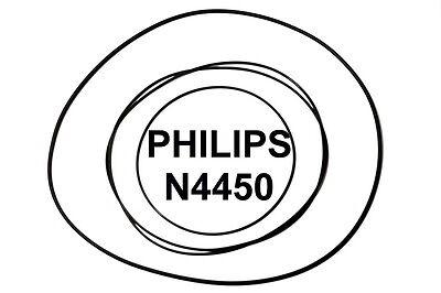 Philips N4450 Power Knopf Knob