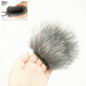 1pc-For-Zoom-H1-Anti-Wind-Noise-Prevention-Microphone-Muff-Fur-Windshield-Cover