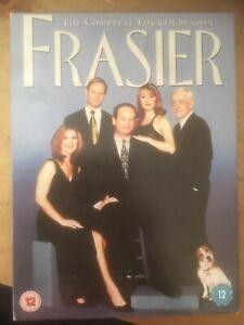 Frasier-Series-4-DVD-2008-4-Disc-Set-Box-Set