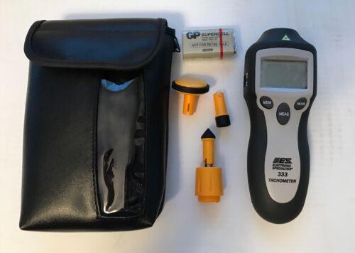 ELectronic Specialties ES333 Tachometer