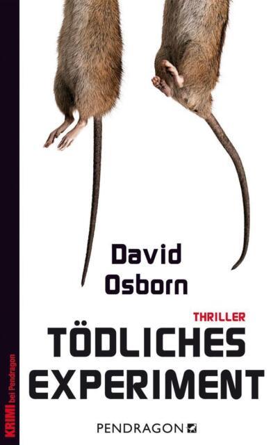 Tödliches Experiment von David Osborn (Taschenbuch)