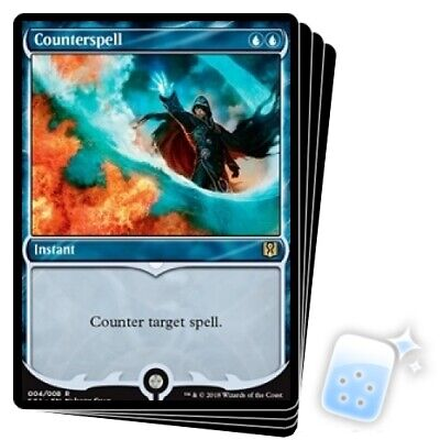 Foil Near Mint MTG Signature Spellbook Jace Ships Free!! Counterspell