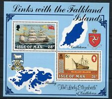 isola di man 1984 bf 7 legami con isole falkland  MHN