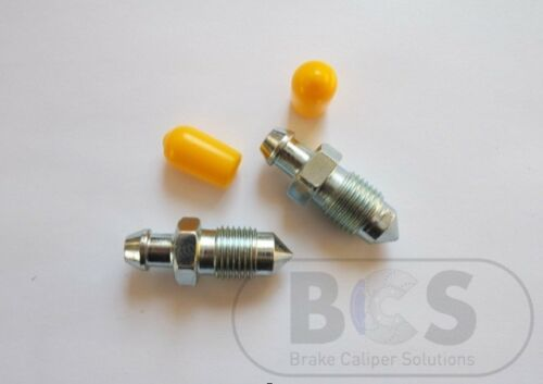 BLEED NIPPLES screws FOR LAND ROVER DISCOVERY 2//3 M10X1 039