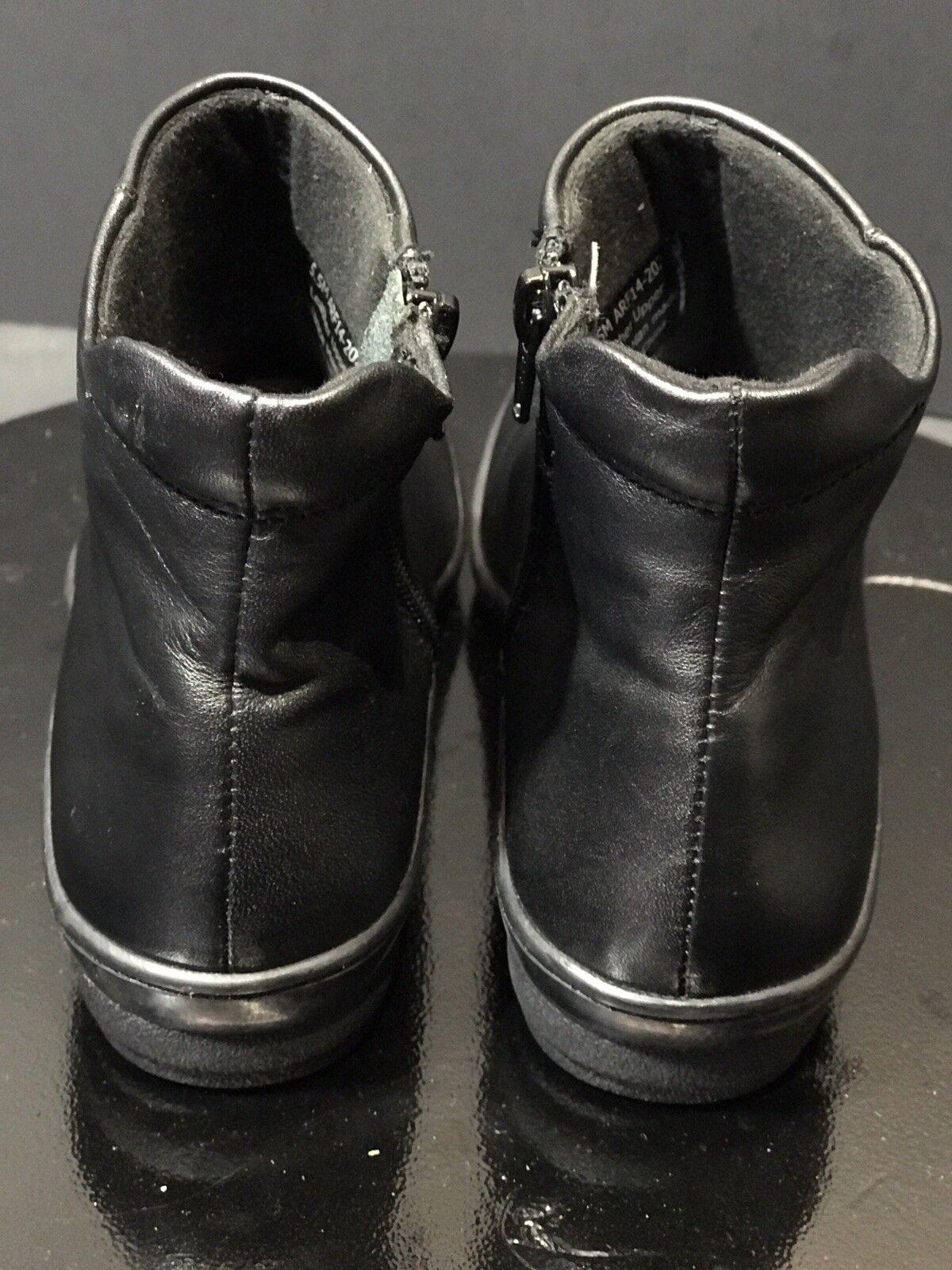 NEW David Tate Damens Simplicity Leder Toe Closed Toe Leder Ankle Fashion Stiefel Größe 5.5M aa4dd3