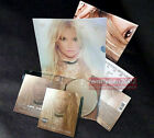 Taiwan Deluxe Version CD + Folded Poster + Folder NEW! Britney Spears 2016 GLORY