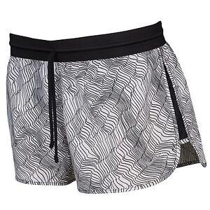 NWT-Nike-Womens-DRI-FIT-Run-Fast-Running-Shorts-Size-M-Black-799744